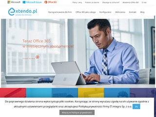 Extendo.pl Office 365 dla firm