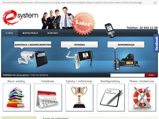 E-system - monitoring IP