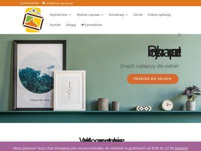 Druk-oprawa.pl - drukowanie zdjęć