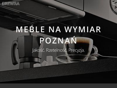 Drewra.pl - Meble na wymiar Poznań