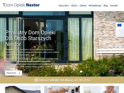 Nestor prywatny dom opieki Warszawa