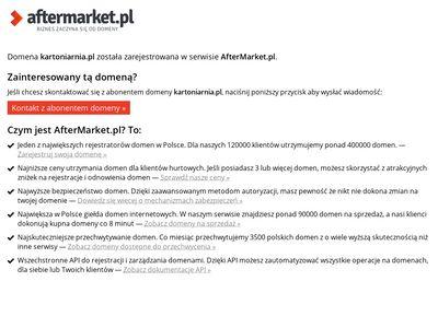 Kartoniarnia.pl opakowania
