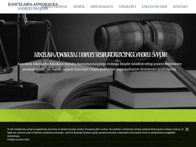 Kancelaria Adwokacka - Łódź