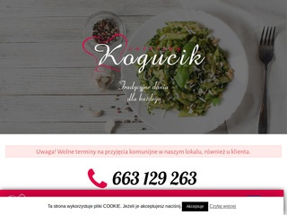 Kogucik-catering.pl - catering obiady Lublin