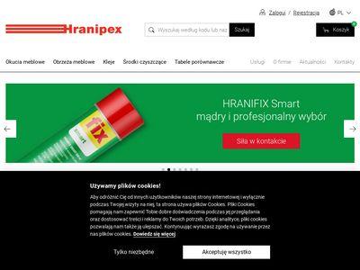 Hranipex - obrzeża design