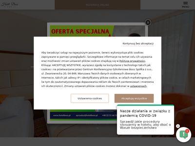HOTEL BOSS sale szkoleniowe Warszawa