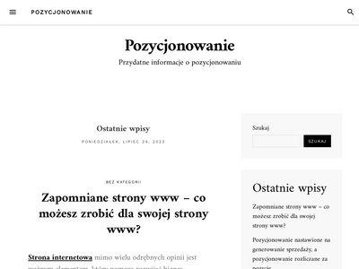 Highposition.pl pozycjonowanie stron www