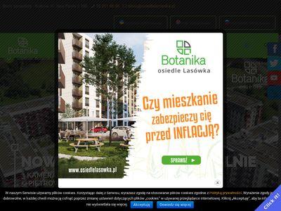 Osiedlebotanika.pl program MDM Kraków