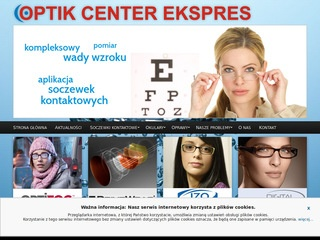 Optik Center Ekspres okulista