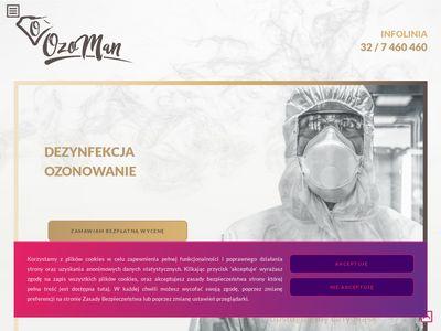 Ozoman.pl ozonowanie pomieszczeń
