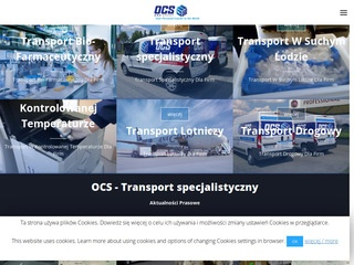 Ocs.pl transport krajowy