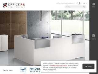 Office Furniture Solutions meble