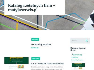 Matyjaserwis.pl wynajem agregatów prądotwórczych