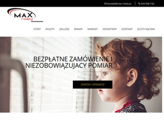 Max-rolety.pl Lublin
