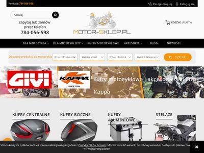 Motor-sklep.pl - najtańsze kaski Nolan