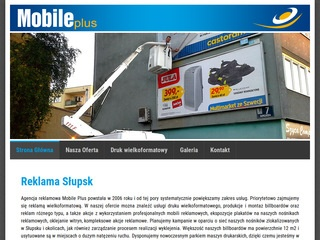 Mobile-plus.pl Reklama