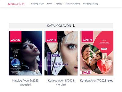 MójAvon.pl - kosmetyki Avon