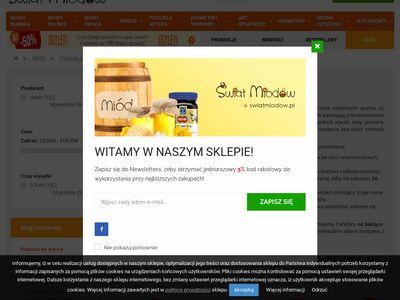 MleczkoPszczele.com