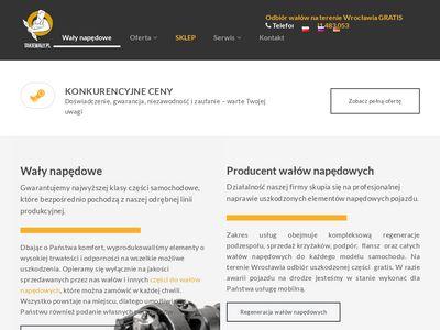 Takiewaly.pl napędowe