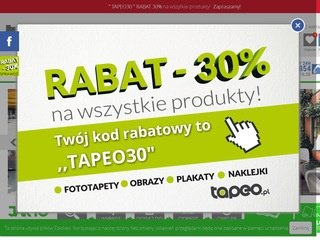 Tapeo.pl - fototapety