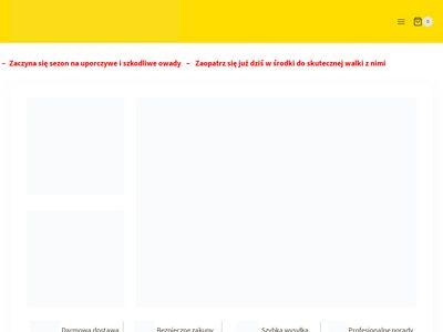 Tedan - środki owadobójcze