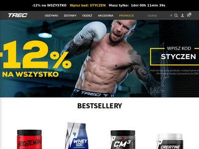 Trec.pl suplementy sklep