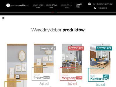 Wykończenie mieszkań - szereg autorskich rozwiązań