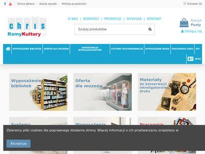 Ramykultury.pl lady biblioteczne