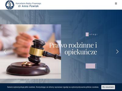 Kampa Andrzej prawo gospodarcze Olsztyn