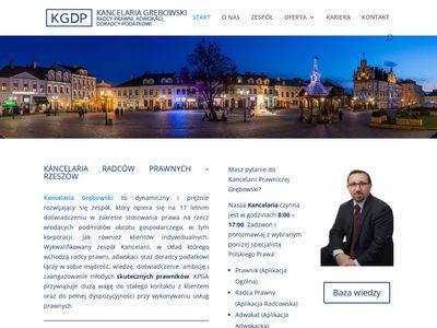 Radcowie.org.pl kancelaria Rzeszów