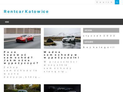 RentCar - wypożyczalnia samochodów Katowice
