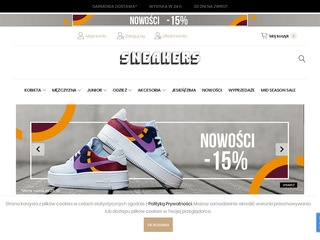 Sneakers.pl - blog o butach