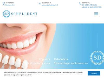 Schelldent - pogotowie dentystyczne Toruń