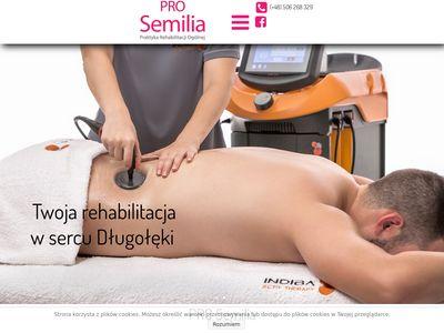 Pro Semilia praktyka rehabilitacji ogólnej