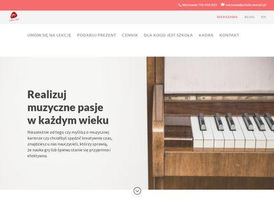 Szkola-muzyki.pl szkoła muzyczna