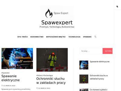 Spawexpert.pl produkty ze stali nierdzewnej