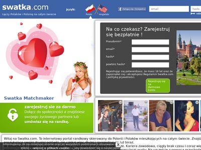 Swatka.com portal randkowy