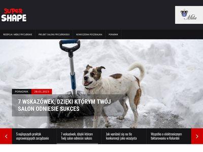 SuperShape.pl szczupła sylwetka