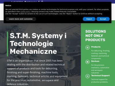 Stmech.eu S.T.M. Systemy i Technologie Mechaniczne
