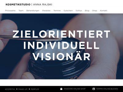 Studio.anadore-kosmetik.de Heidelberg