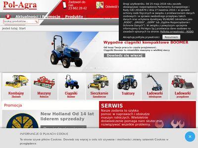 Pol-Agra Maszyny komunalne