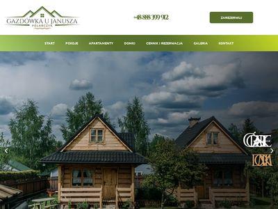 Polanczyk-noclegi.pl Bieszczady