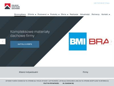 Polskiecentrumdachowe.pl izolacja termiczna - PCD