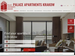 Palace Apartments tanie kwatery