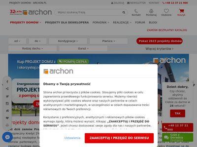 Projektydomow.com.pl - adaptacje projektów