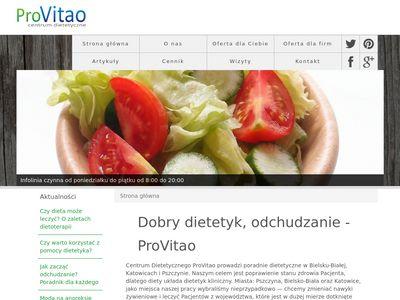 Provitao - Dietetyk Tychy