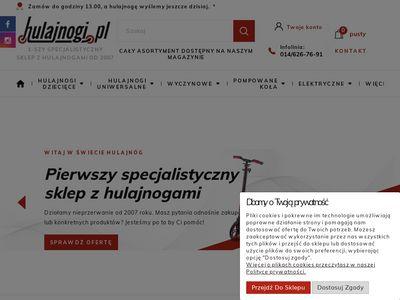 Hulajnogi24.pl wyczynowe