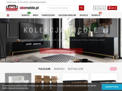 Otomeble.pl internetowy sklep