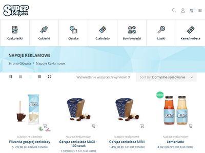 Mrdark.pl napoje DAN sklep online