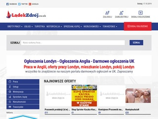 Ladekzdroj.co.uk praca w Anglii